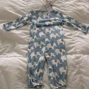 Elephant converter gown 9 months